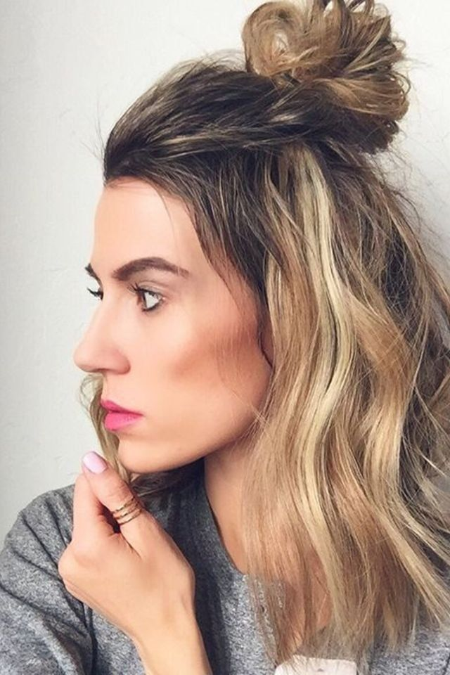 Do's and Don'ts for the Half Up Hair Trend