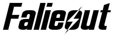 Fallout Font - Fallout Font Generator