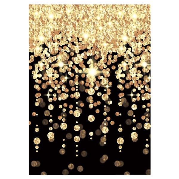 Glitz Glam Cascading Lights Room Roll Glitz And Glamour Party Backdrops For Parties Bday Party Theme