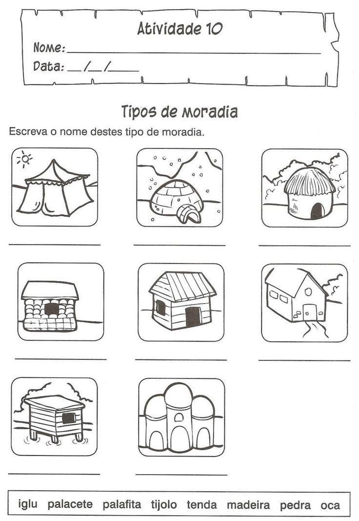 .  História - Independência do Brasil  Geografia - Família  Escola  Escola - Entrevista  Carnaval  Pontos Cardeais  Trajeto da casa  ...