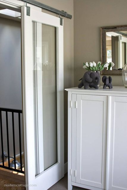 Sliding Door Remodel On a Very Tight Budget! [ Specialtydoors.com ] #bath #hardware #slidingdoor
