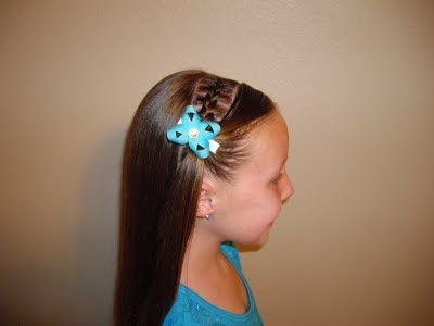 cute ideas via The Story of a Princess and Her Hair blog