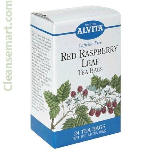 Red raspberry herbal tea induce labor