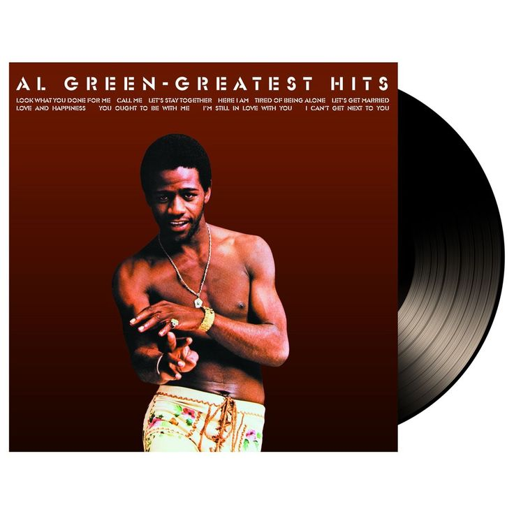 """STORY  One of Rolling Stone's 500 Greatest Albums of All Time  This classic 1975 compilation from Al Green includes those hits that everyone seems to love, like 'Let's Stay Together', 'Here I Am (Come And Take Me)' and 'Let's Get Married'. When it's time to turn the lights down low and really set the mood, Al Green is always going to be the right choice. FEATURES  12"""" LP   LISTEN HERE   TRACK LIST   Tired of Being Alone Call Me (Come Back Home) I'm..."""
