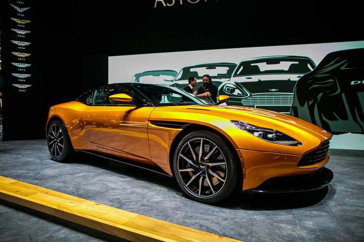 2017 Aston Martin DB11 Easily the Best Looking Car in Lineup » AutoGuide.com News