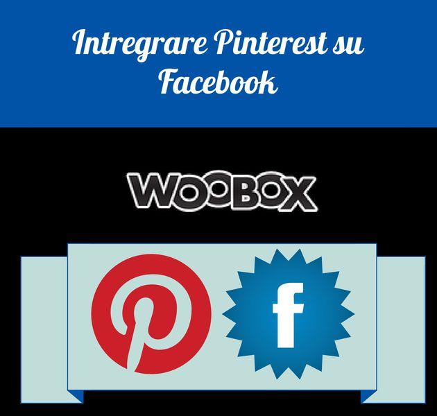 Come integrare Pinterest su Facebook