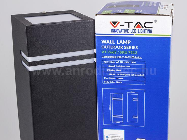 Többek között ezt a V-tac terméket is megrendelhetitek tőlünk: VTAC SKU 7512   De sok-sok más terméket is megtaláltok még a gyártó repertoárjából és igyekszünk folyamatosan bővíteni a kínálatot!   Valamint igyekszünk minél inkább befotózni is, hogy a vevőknek lehetőleg könnyebb legyen dönteni! :)