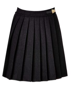 Kate wore the Mulberry Polly skirt.