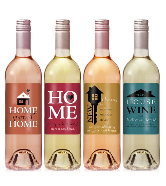 Best 20 personalized housewarming gifts ideas on for Best wine for housewarming gift