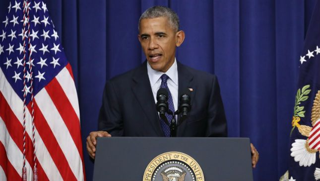 Poll: Obama approval rating at highest of second term