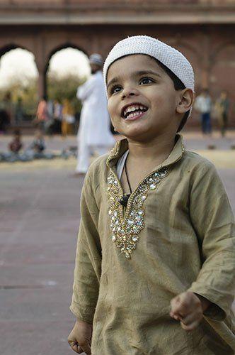 Mezquita Jama Masjid - Delhi