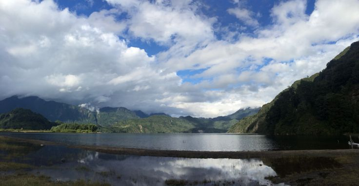 Laguna Pellaifa, Coñaripe