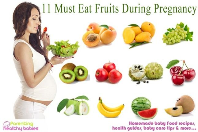 Foods You Should Eat During Early Pregnancy