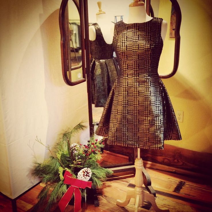 Hilary Dress - Frock & Dilettante / Copious Fashion /Made in Canada