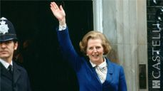 20th Feb - On this day: Margaret Thatcher voted leader of British Conservative Party 1975   (Source: Castelli 2017 corporate diary/2017 diaries feature facts every day)
