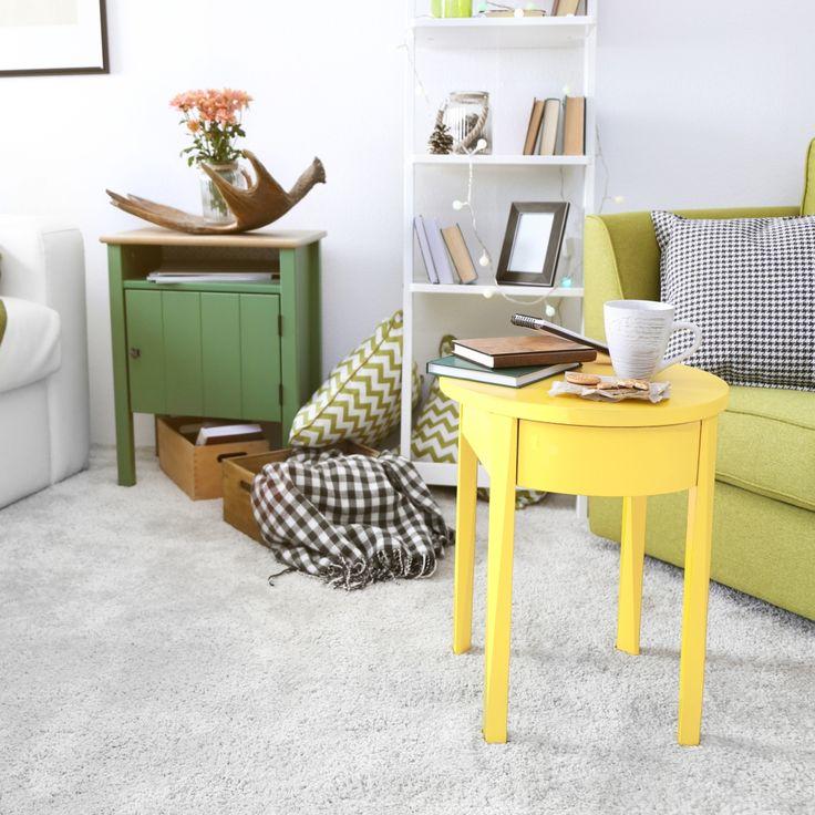 Dzięki emalii Beckers Designer Universal w łatwy sposób możecie nadać starym meblom nowe, kolorowe życie. Kto już próbował? Może pochwalicie się efektami ;) ?