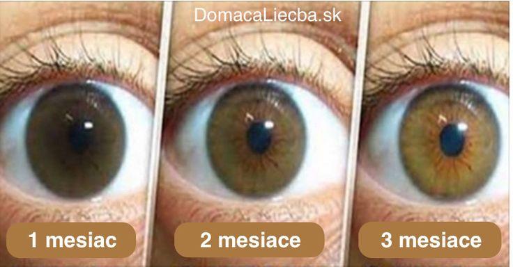 Tento prírodný liek vám vyčistí oči, zlepší videnie a zabráni vzniku zákalov