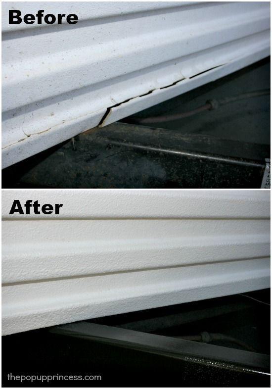 Repairing Your Camper Body Panels