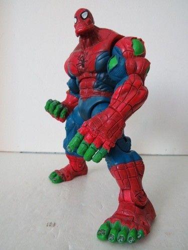 Marvel Legends The Amazing Spiderman Spider Hulk Action Figure Legend Spiderhulk