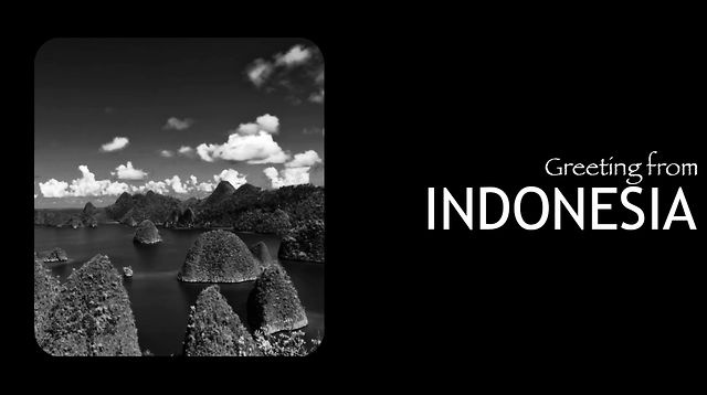 this digital postcard filmed during 2011-2012 traveling through Indonesia.   location : Java, Lombok, Sumbawa, Sumba, Flores-Komodo, Sulawesi, Maluku, Irian Jaya, and many others.  so why you're still at home? go out! :)