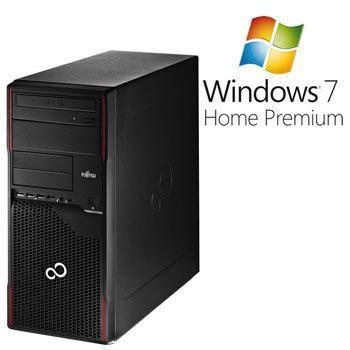 Calculatoare Refurbished Fujitsu ESPRIMO P700, i3-2100, Win 7 Home