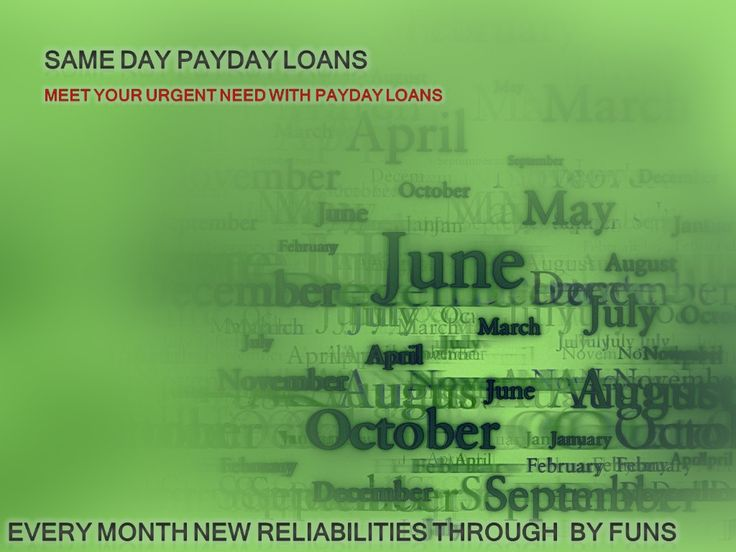 Rules of payday loans photo 8