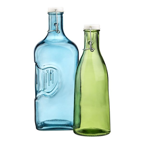 Water Bottle In Spanish: 14 Best Images About Recycled Glass On Pinterest