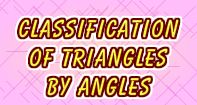 A great lesson and game on 'Triangles' for Grade 3. Kids can learn about equilateral, isosceles and scalene triangle, and hence expand their geometrical skills.