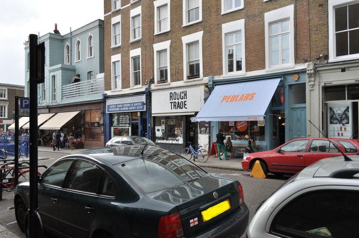 LONDON ROUGH TRADE SHOP