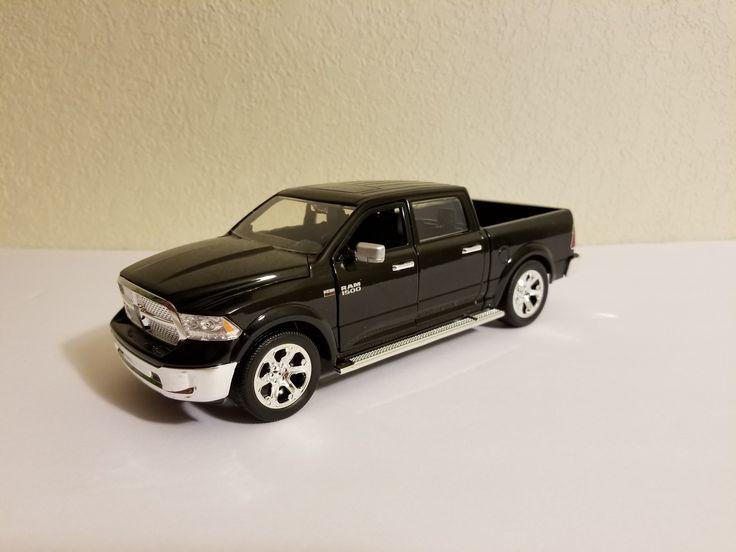 2014 Dodge Ram 1500 Trucks Toys Metal Model Cars Jada 1 24 Scale