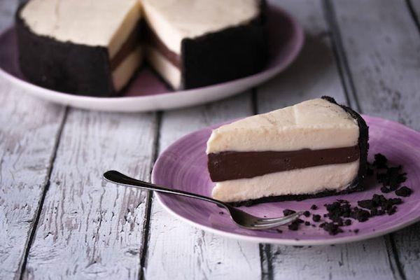 Dubbele Chocolade Cheesecake - Miljuschka Witzenhausen - Food - Blog - VOGUE Nederland