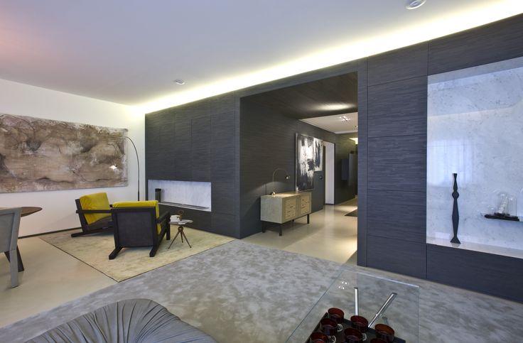 LOUNGE LIVING PROJECT by Bartoli Design - Via Durini 19 Milan - Laurameroni Show-room