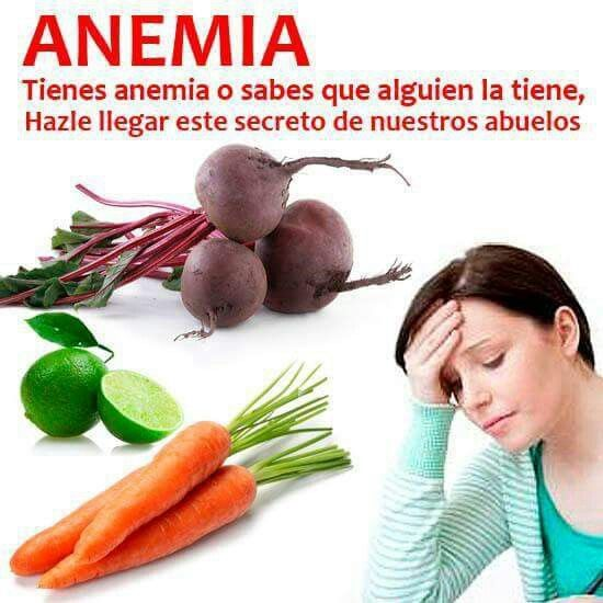 M s de 25 ideas incre bles sobre jugos para la anemia en pinterest remedios para la anemia - Anemia alimentos recomendados ...