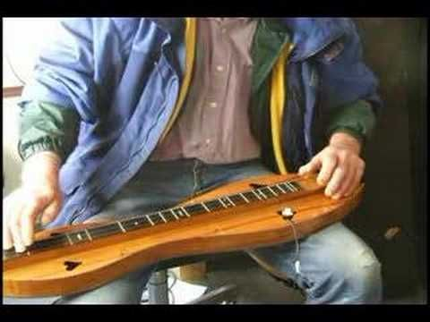 Morrowind Theme on Mountain Dulcimer