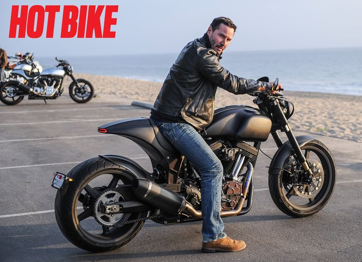 Keanu Reeves is one of the biggest movie stars of our generation and his list of credits includes some all time epic movies (Matrix, Speed, Bill and Ted's Excellent Adventure, Dracula). When it comes to the business of Arch motorcycles, let's make this clear; he's not just a smiling face pushing a product. He is a true partner, participant, test rider and designer for the KRGT-1.