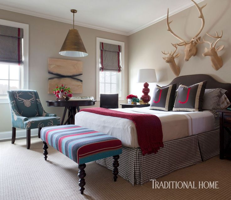 Colorful Family-Friendly Home in Arkansas   Traditional Home