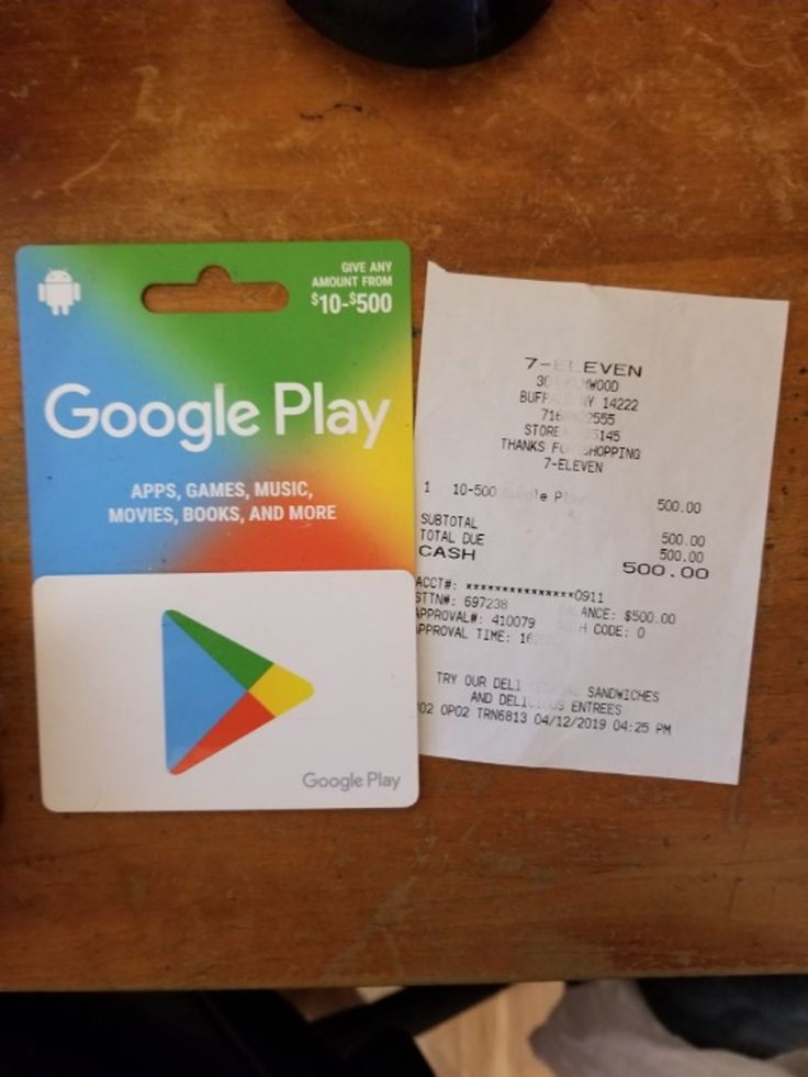 500 google play card on mercari in 2020 google play