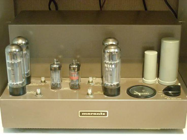 Marantz Model 8B amp.