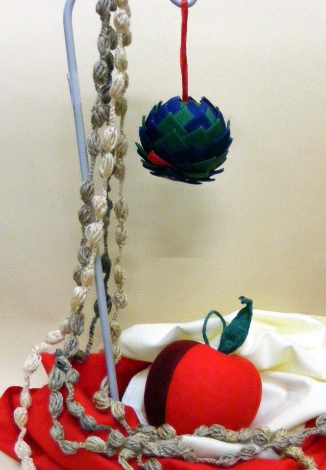 #handmade apple by Oana Iorgulescu