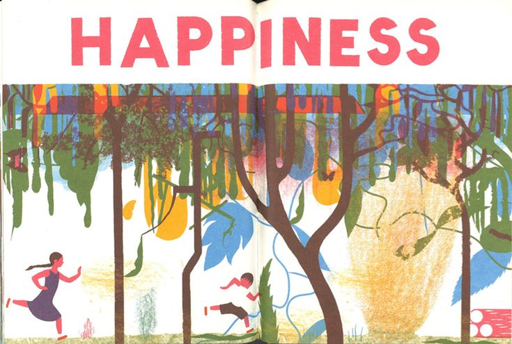 Seasons: A Meditation on Change by French Illustrator Blexbolex | Brain Pickings