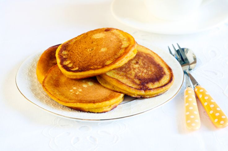 Gluten-free, sugar-free and kid-friendly Pumpkin Pikelets - I Quit Sugar