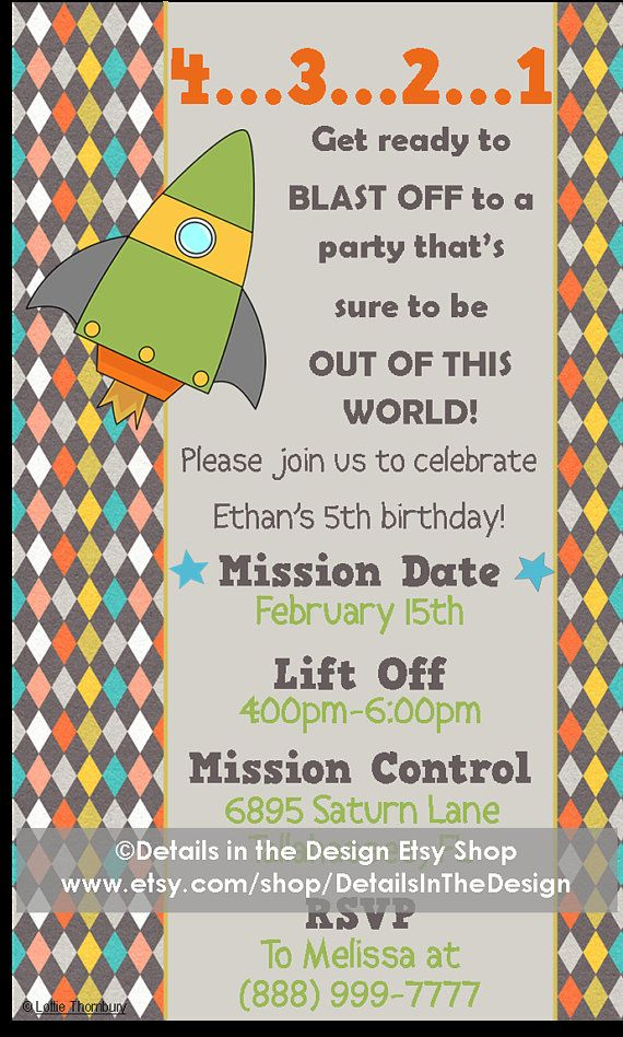 1000 images about outer space birthday party on pinterest for Space themed stationery