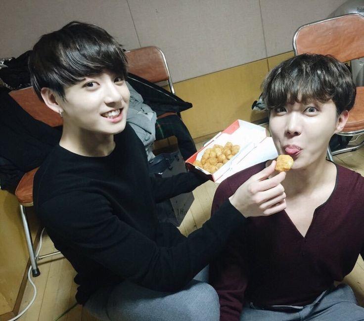junghope #jungkook #jhope #hoseok #bts #2