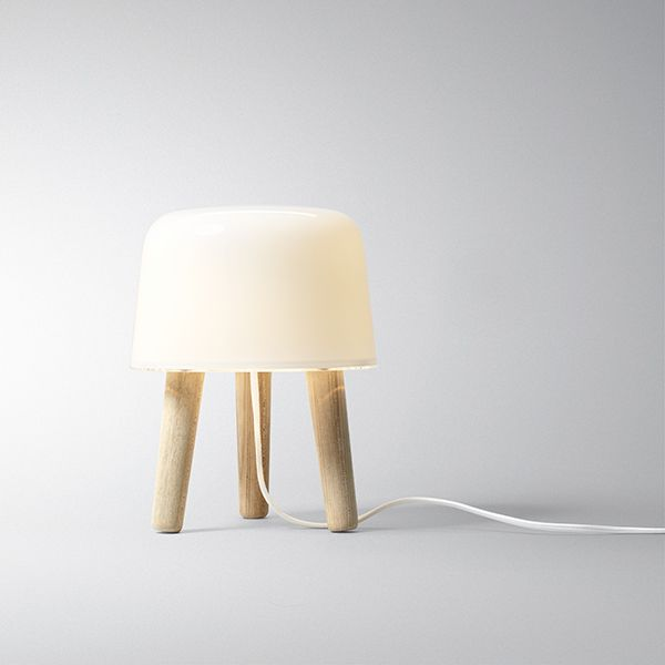 Milk table light by AndTradition. #christmas #gifts