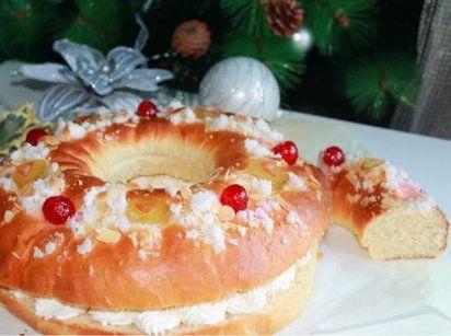 12 recetas de Roscón de Reyes