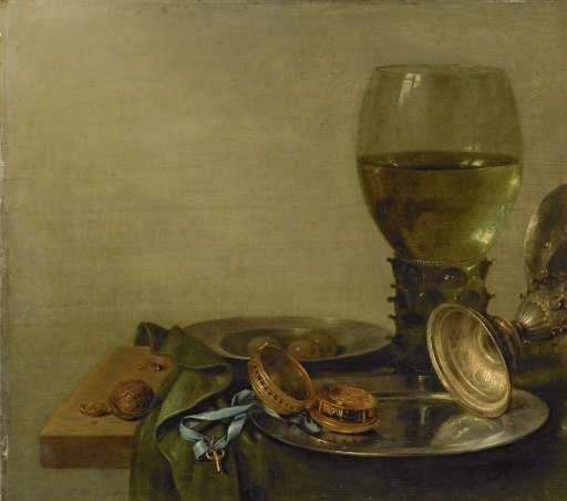 Stilleven met een zilveren tazza, Willem Claesz. Heda, 1630 - Still lifes - Works of art - Explore the collection - Rijksmuseum