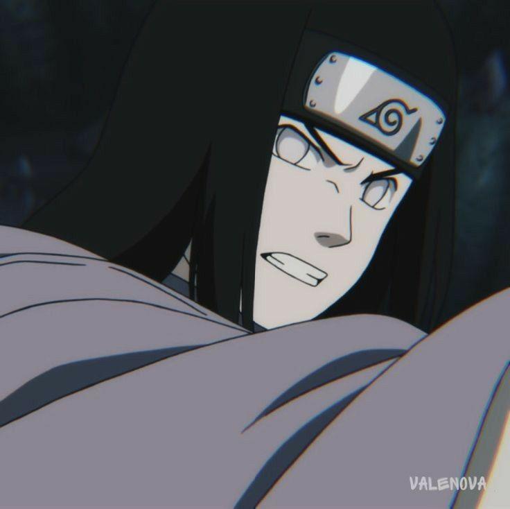 N e j i 💙 in 2020 | Naruto shippuden sasuke, Anime naruto, Naruto art