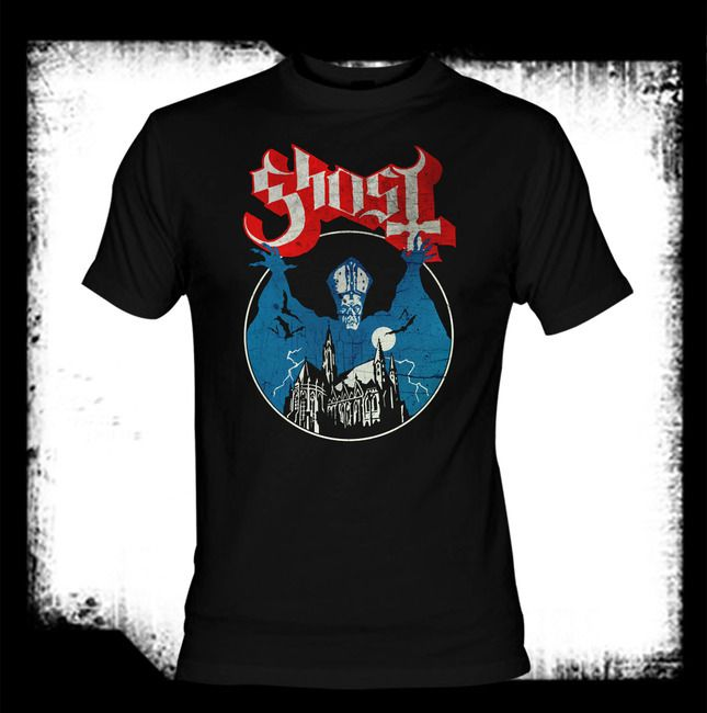 ghost bc shirt - Google Search