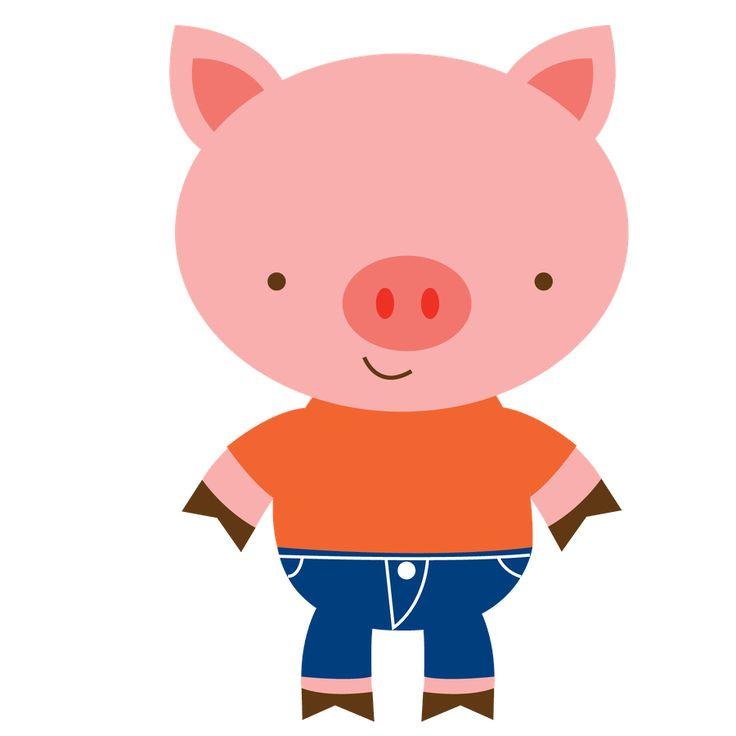 Preferência 113 best OS TRÊS PORQUINHOS images on Pinterest | Little pigs  UR41