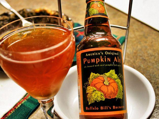 Pumpkin Beer History: Colonial Necessity to Seasonal Treat